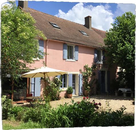 Het huis in Tranzault